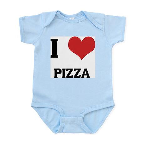 I Love Pizza Infant Creeper