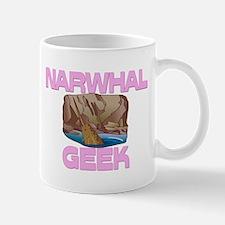 Narwhal Geek Mug