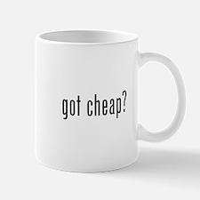 got cheap? Mug