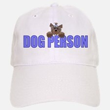 Dog Person Baseball Baseball Baseball Cap