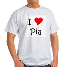 Pia T-Shirt