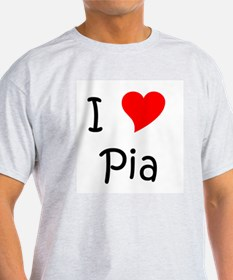 Funny Pia T-Shirt