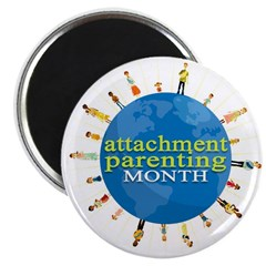 AP Month Magnet