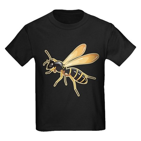Wasp Kids Dark T-Shirt