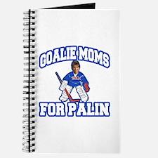 Goalie Moms for Palin Journal