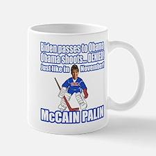 McCain Palin Denied Mug
