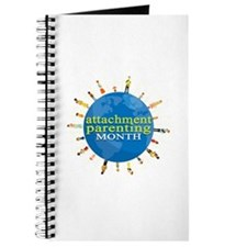 Attachment Parenting Month Journal