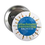 "Attachment Parenting Month 2.25"" Button (10 p"
