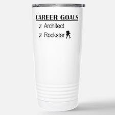 Architect Career Goals Rockstar Travel Mug