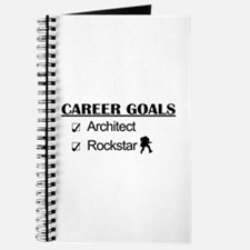 Architect Career Goals Rockstar Journal