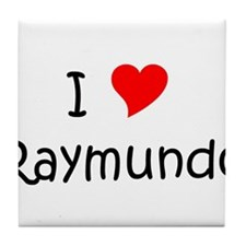 Cool Raymundo Tile Coaster