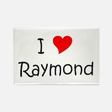 Unique Raymond Rectangle Magnet