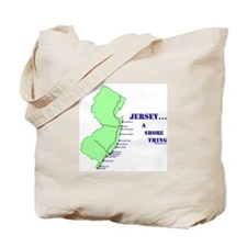 Cute Garden state Tote Bag
