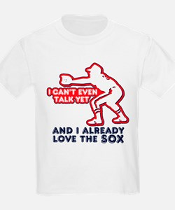 Baby Love Red Sox T-Shirt