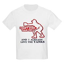 Baby Love Yankees T-Shirt