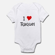 Cute Raquel Infant Bodysuit