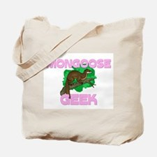 Mongoose Geek Tote Bag