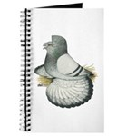 English Trumpeter Silver Journal