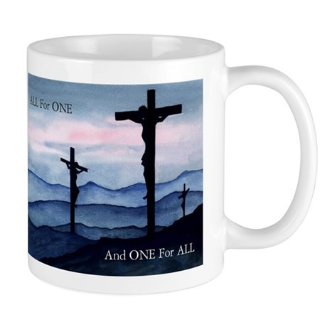 All for One - One For All Mug