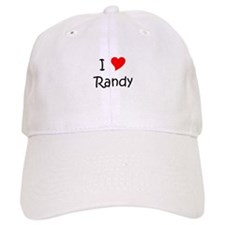 Cute Randy Baseball Cap