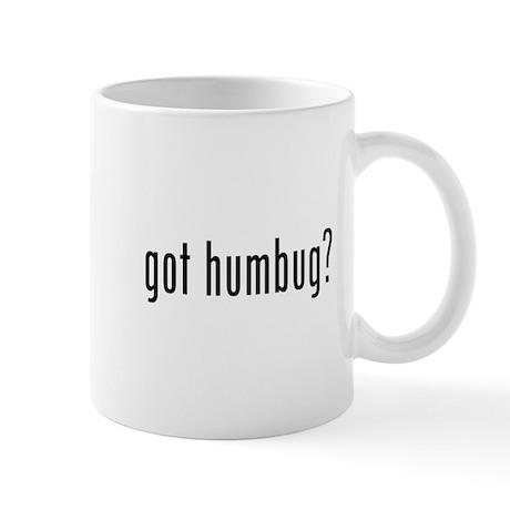 got humbug? Mug