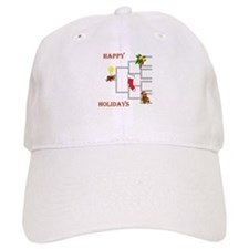 Genealogy Christmas<br>Baseball Cap