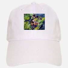 grapevine grapes fruit still Baseball Baseball Cap