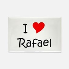 Funny Rafael Rectangle Magnet