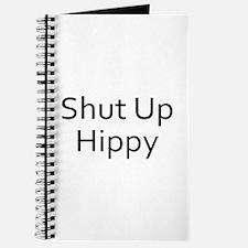 Shut Up Hippy Journal