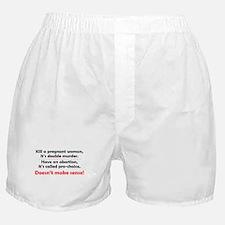 Double Murder Boxer Shorts