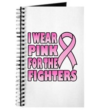 I Wear Pink for the Fighters Journal