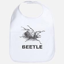 Vintage Beetle Bib