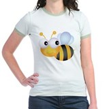 Bee Jr. Ringer T-Shirt