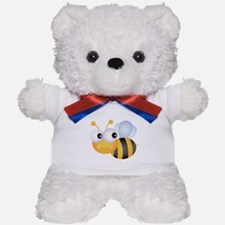 Cute Bee Teddy Bear