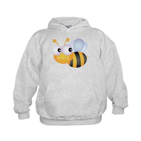 Cute Bee Kids Hoodie
