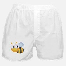 Cute Bee Boxer Shorts