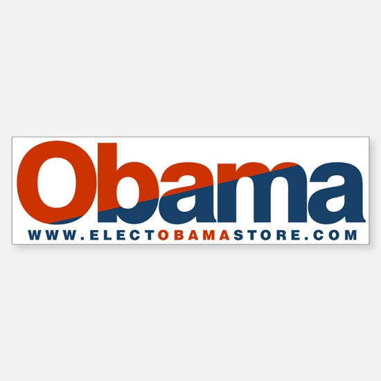 Obama RFK Bumper Bumper Bumper Sticker