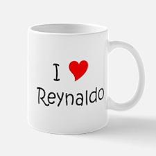Cute I heart reynaldo Mug
