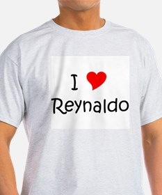 Unique Reynaldo T-Shirt
