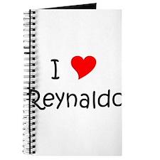 Reynaldo's Journal