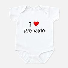 Funny Reynaldo Infant Bodysuit
