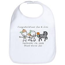 Wedding - Ian & Lisa Bib