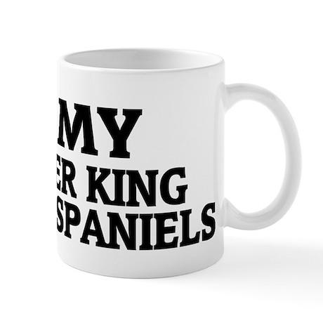 I Love My Cavalier King Charl Mug