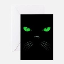 Boo - Emerald Greeting Card