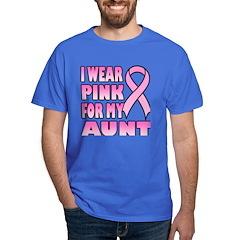Aunt Pink Ribbon T-Shirt