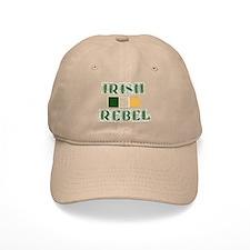 Irish Rebel w/Tricolour Baseball Baseball Cap