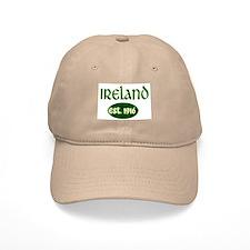 Ireland Est. 1916 Baseball Baseball Cap