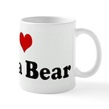 I Love Mama Bear Mug