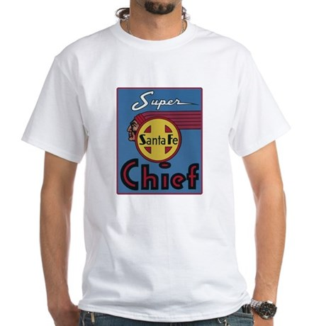 Super Chief White T-Shirt