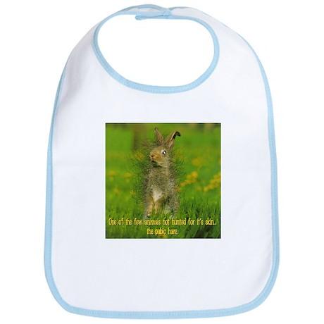 Pubic Hare Bib